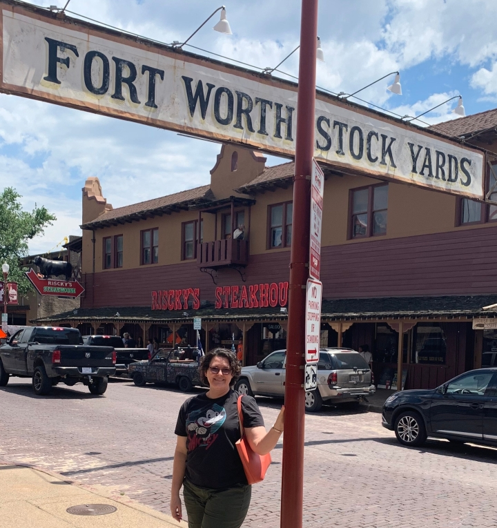 Fort Worth Stockyards PlantinMe.com